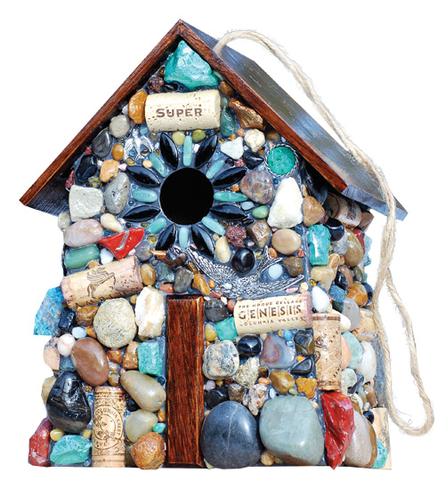2013SpringSummer Homeward Birdhouse