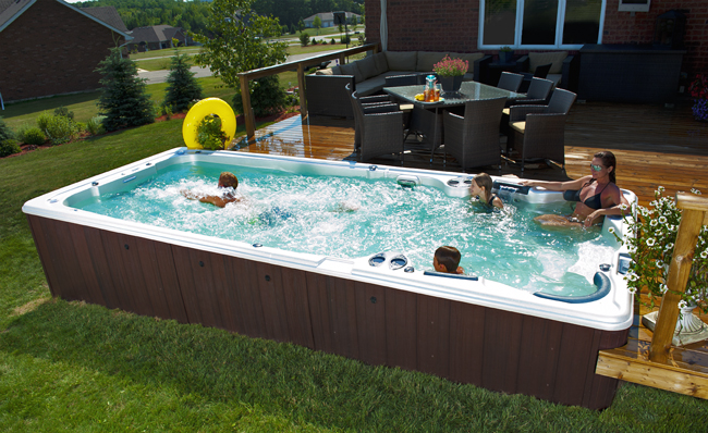 SwimTub OregonHotTub