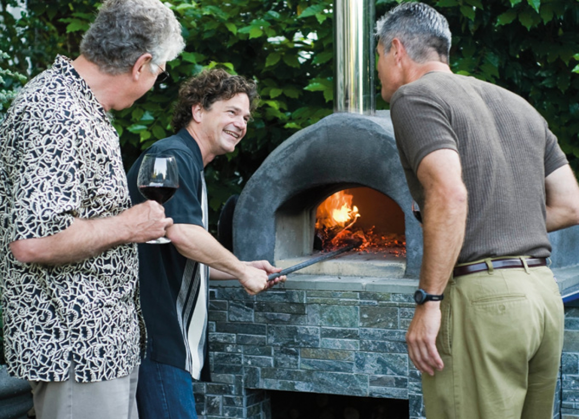 A moveable feast: the perfect pizza party