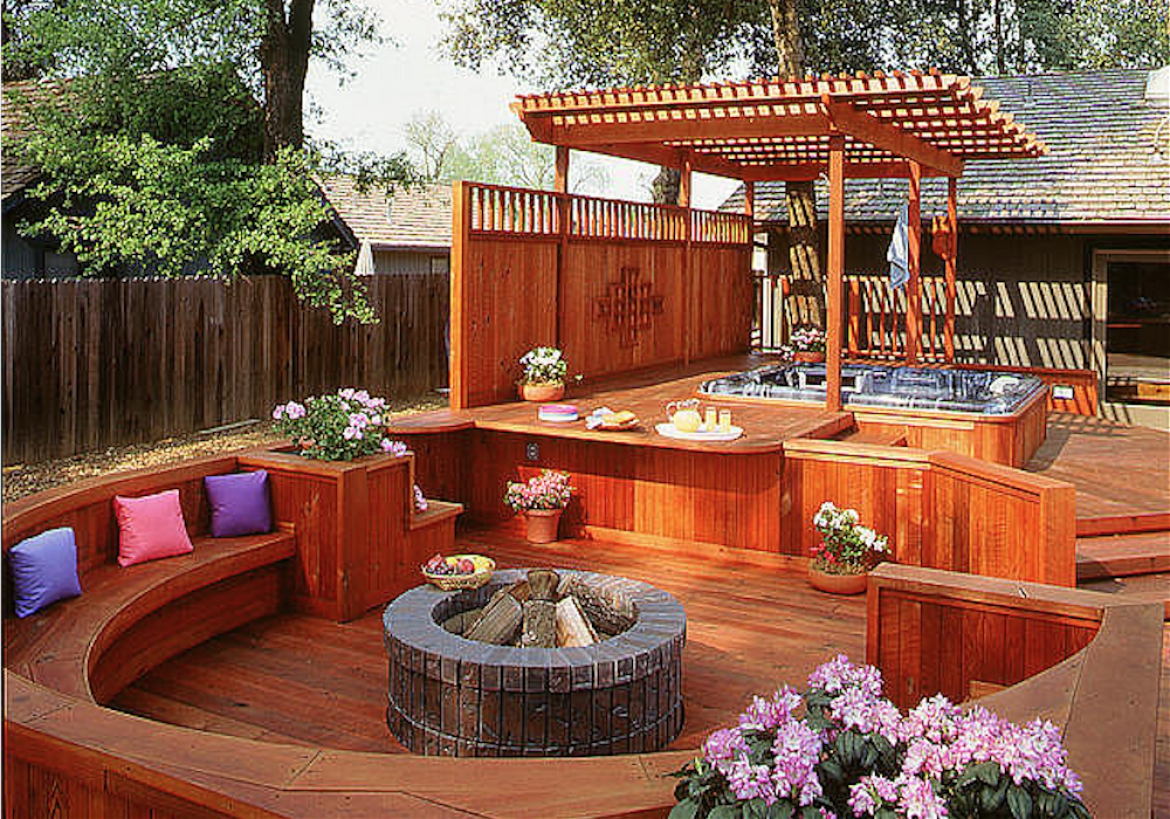 Fall Deck Maintenance Made Easy with Redwood