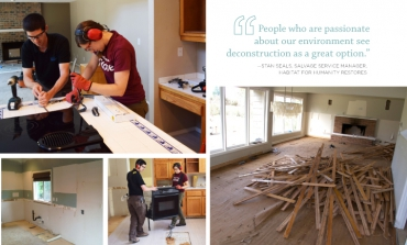 Salvage Style: An interview with Habitat for Humanity ReStores