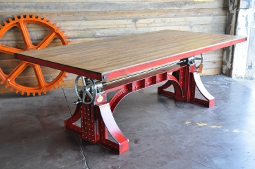 Creating a Table from Salvage