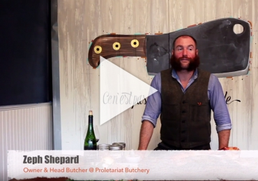 Video: Making Beef Bone Broth with Zeph Shepard