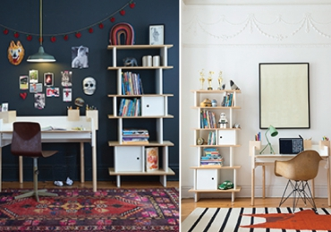Oeuf Launches the Brooklyn Desk