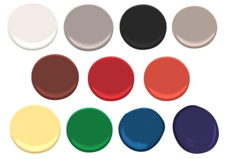 The Future of Interior Colors