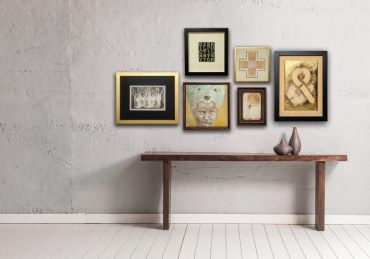DIY: Create a Luxe Gallery Wall