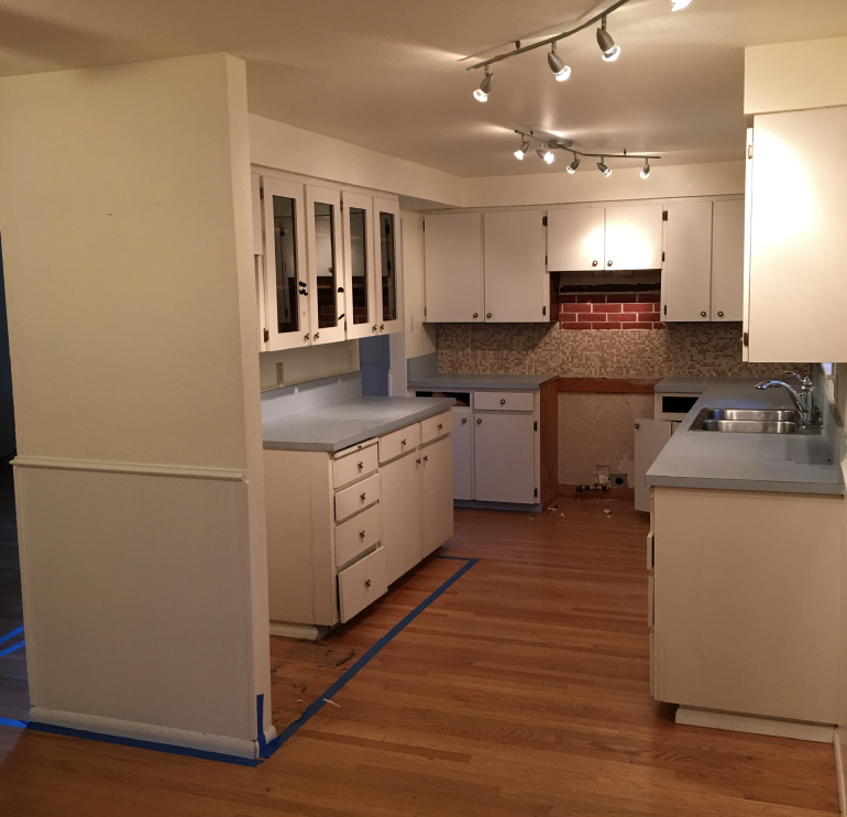 kitchen 1 before