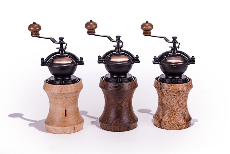 Portland Pepper Mill