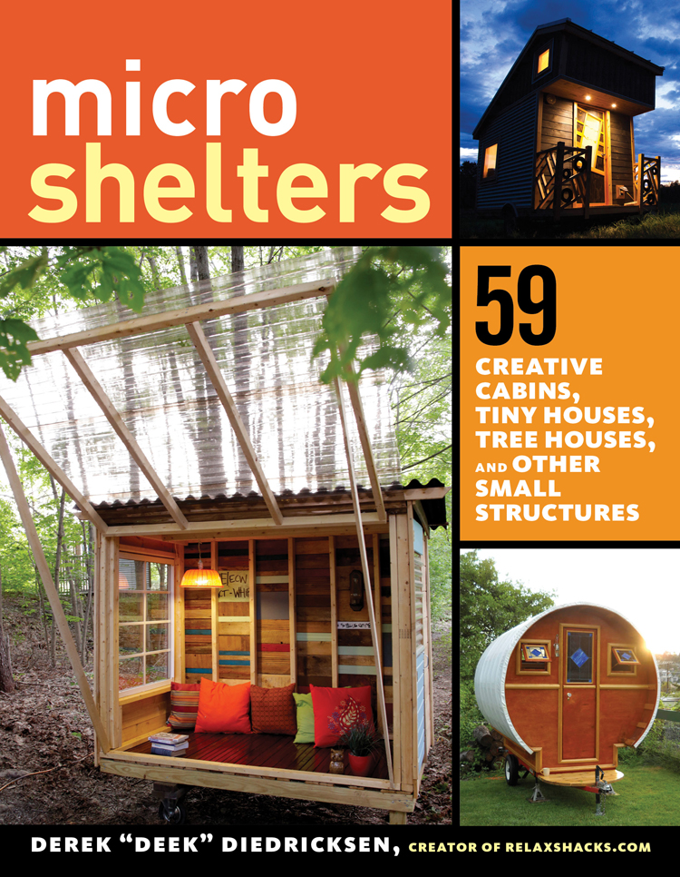 Microshelters.Cover