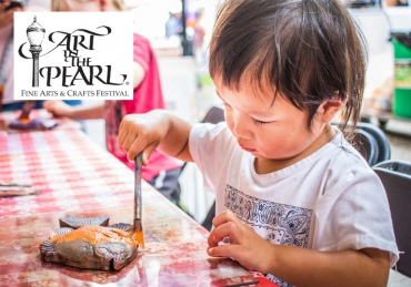 Art In The Pearl: Organized By Artists For Artists