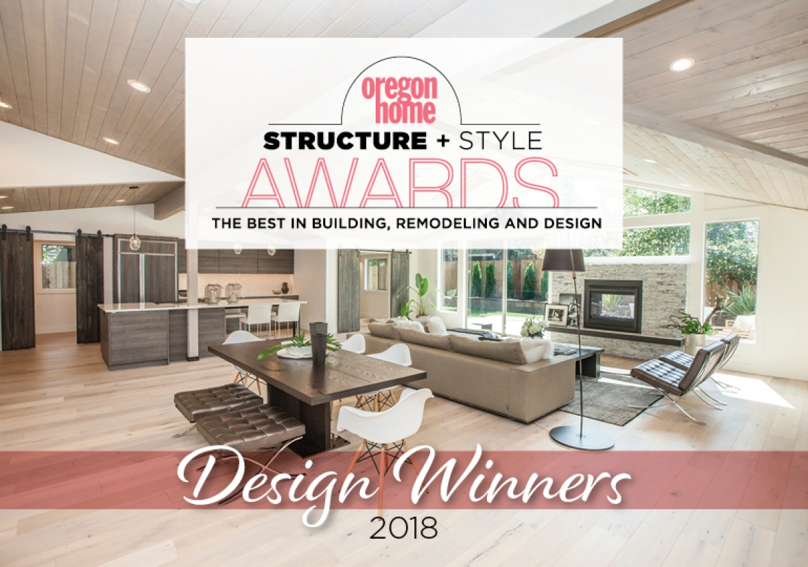 Structure + Style 2018: Design Winners