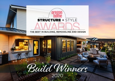 Structure + Style 2020: Build Winners