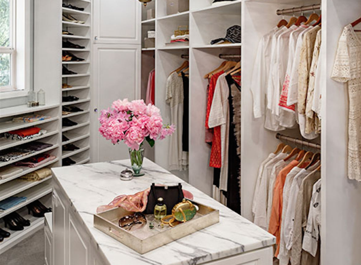 5 Tips for Your Dream Closet