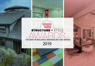 2019 Oregon Home Structure + Style Awards